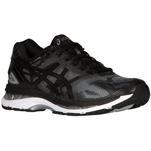 ASICS® GEL-Nimbus 19 - Men's - Black / Grey