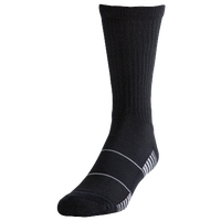 Under Armour Team Crew Socks - Black / White