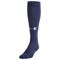 Under Armour Team Over The Calf Socks - Navy / Black