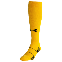 Under Armour Team Over The Calf Socks - Gold / Black