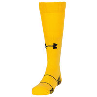 Under Armour Team Over the Calf Socks - Grade School - Gold / Black