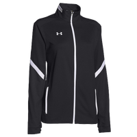 Under Armour Team Qualifier Warm-Up Jacket - Women's - Black / White