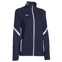 Under Armour Team Qualifier Warm-Up Jacket - Women's - Navy / White
