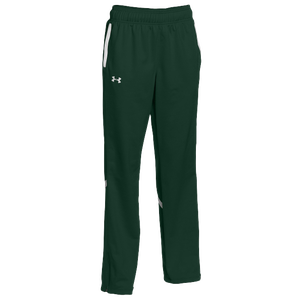 Under Armour Team Qualifier Warm-Up Pants - Women's - Forest Green/White