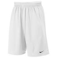 Nike Team Face-Off Game Shorts - Men's - All White / White