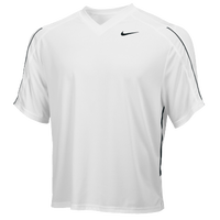 Nike Team Face-Off Game Jersey - Men's - White / Black