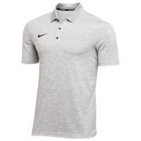 Nike Team Dri-FIT Polo - Men's - Grey