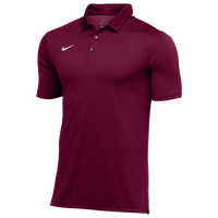 Nike Team Dri-FIT Polo - Men's - Maroon