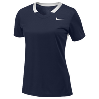 Nike Team Face-Off Game Jersey - Women's - Navy / White