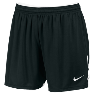 Nike Team Face-Off Game Shorts - Women's - Black/White