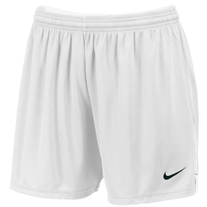 Nike Team Face-Off Game Shorts - Women's - White/White/Black