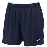 Nike Team Face-Off Game Shorts - Women's - Navy / White