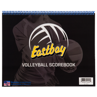 Eastbay Volleyball Rally Or Sideout Scorebook
