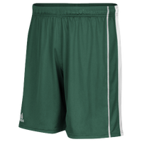 adidas Team Utility Shorts - Men's - Dark Green / White