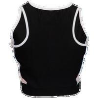 8a3333e085d2a Fila Liana Cut & Sew Sports Bra - Women's - Black / Pink