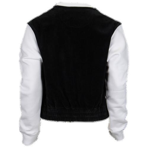 Fila Felicity Sweatshirt - Women's Casual - White/Black 71YC5100