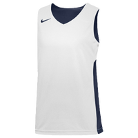 Nike Team Reversible Tank - Boys' Grade School - Navy / White