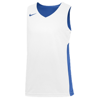 Nike Team Reversible Tank - Boys' Grade School - Blue / White
