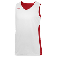 Nike Team Reversible Tank - Boys' Grade School - Red / White