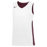 Nike Team Reversible Tank - Boys' Grade School - Maroon / White