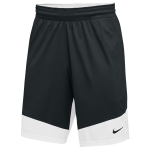 Nike Team Practice Shorts - Boys' Grade School - Black/White