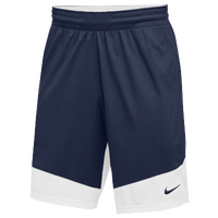 Nike Team Practice Shorts - Boys' Grade School - Navy / White