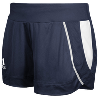 adidas Team Utility Running Shorts - Women's - Navy / White