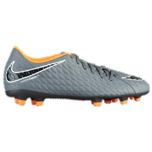 fde0a3500978 Nike Hypervenom Phantom 3 Club FG - Men s - Soccer - Shoes - Dark  Grey Total Orange White