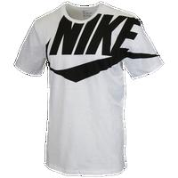 ... Nike NSW Windrunner GX T-Shirt - Men's - White / Black
