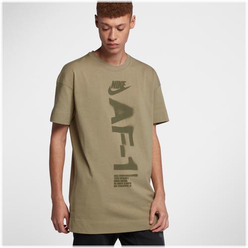 Oversized Shirt Nike Af1 Heavyweight T Clothing Men's pqvw8adv