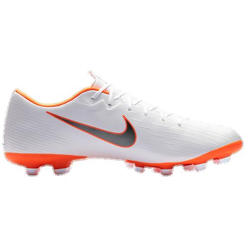 31b9d857a4 Nike Mercurial Vapor 12 Academy MG - Men's - Soccer - Shoes - White ...