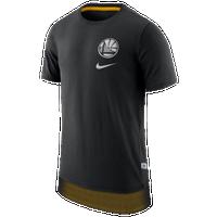wholesale dealer 09637 c3818 Nike NBA Dime Drop Hem T-Shirt - Men s - Golden State Warriors - Black
