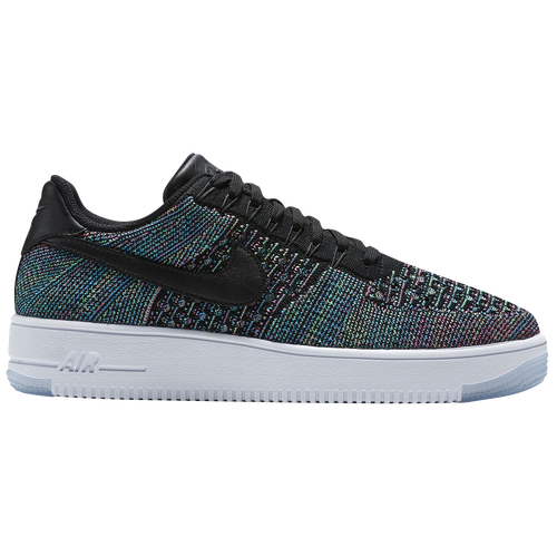 flyknit air force 1 blue