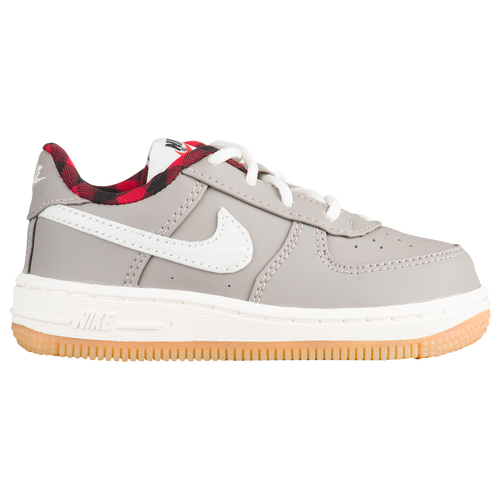 Nike Air Force 1 Low - Boys  Toddler - Casual - Shoes - Light Taupe ... 2c5077472