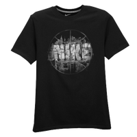 sneakers for cheap daf32 599ac Nike Graphic T-Shirt - Men s - Black   Grey