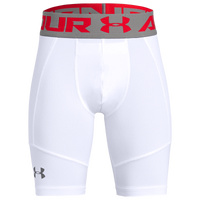 Under Armour Utility Slider - Boys' Grade School - White