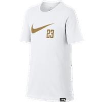 2028919b5 Nike Lebron 23 Swoosh Short Sleeve T-Shirt - Boys' Grade School - Lebron