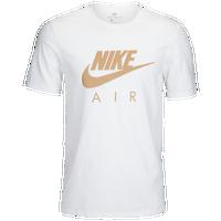 ed8ce58dae Nike Graphic T-Shirt - Men s - Casual - Clothing - Black White Gold