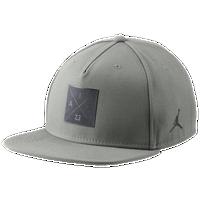 Jordan P51 Snapback Cap - Grey   Black fef2dea0612a