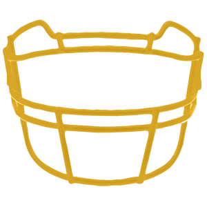 Schutt ROPO-TRAD Vengeance Carbon Steel Facemask - Men's - Gold