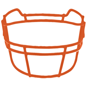 Schutt ROPO-TRAD Vengeance Carbon Steel Facemask - Men's - Burnt Orange