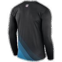 Nike NFL Sideline Legend Team L S T-Shirt - Men s - Carolina Panthers 79ee82833