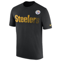 4d6614e3e Nike NFL Sideline Legend Team T-Shirt - Men s - Pittsburgh Steelers - Black