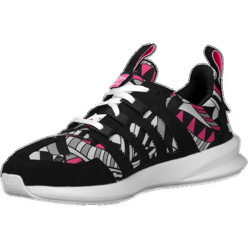 Adidas Originals SL Loop Runner Women Running Shoes Black Butterfly White