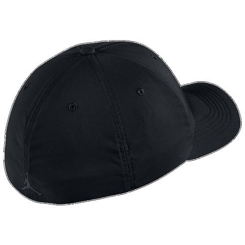 794074fcf6c Jordan Jumpman Classic  99 Woven Cap - Basketball - Accessories -  Black Reflective