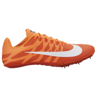 Nike Zoom Rival S 9 - Boys' Grade School - Orange / White