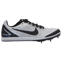 Nike Zoom Rival D 10 - Girls' Grade School - Grey