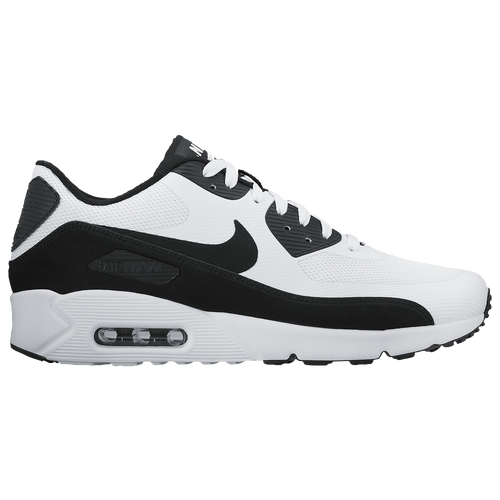 nike air max 90 white/white-black