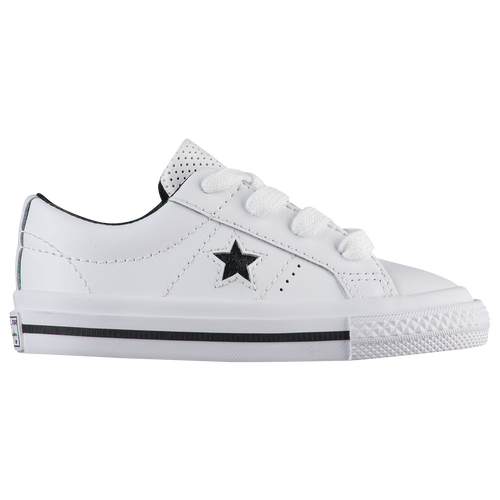 7da8e270b29 Converse One Star Ox - Boys  Toddler - Casual - Shoes - White Black