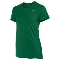 Nike Team Legend Short Sleeve T-Shirt - Women's - Green / Green
